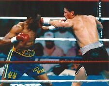 Virgil Hill vs Tommy Hearns 8X10 Photo Boxing Picture Thomas