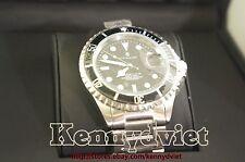 STEINHART OCEAN 1 BLACK Diver Watch T0204 Men Swiss Date Wow New 42 ETA Buy Now