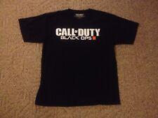 Men's Call of Duty Black Ops III T-shirt size XL black short sleeves cotton