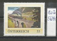 """Österreich PM personalisierte Marke Eisenbahn """"Tauernbahn"""" **"""
