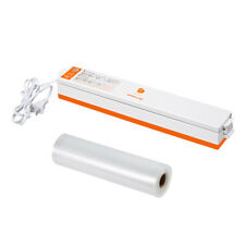 Electric Vacuum Sealer System Seal A Meal Food Storage Bags Machine Sealer