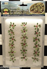 "JTT SCENERY 95593 RHUBARB PLANTS 18/PK  O-SCALE 5/8"" TALL   JTT95593"
