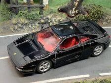 Ferrari f355  berlinetta 1/43 Minichamps noire black