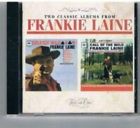 Frankie Laine : Deuces Wild / Call of the Wild CD Expertly Refurbished Product