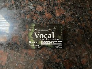 ROLAND SR-JV80-13 Vocal Exp. Expansion Board