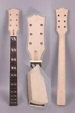 New electric guitar Neck 22 fret 24.75 inch diamond inlay maple wood Binding