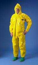 New Tychem Br Nbc Suit Chemical Hazmat Chem Suit Choose Size Smdlxl3x 8x