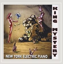 BRAND NEW SEALED king mystery by New York Electric Piano [digipak] CD JZ182