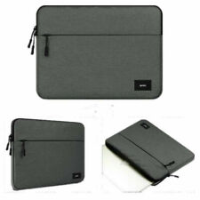 """New ListingFor MacBook Air 11"""" 13 Pro 15"""" Retina Leather Laptop Sleeve Bag Pouch Case Cover"""