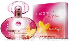 Treehouse: Salvatore Ferragamo Incanto Dream EDT Perfume Spray For Women 100ml