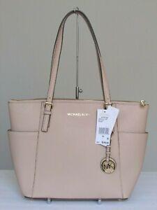 Michael Kors Saffiano Oyster Leather Tote Shoulder Bag $248.00
