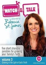 Watch & Talk, Vol. 3: Growing in the Light of God's Truth (DVD, 2012) WORLD SHIP