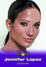 """VERY GOOD"" Star Files: Jennifer Lopez  (Raintree Freestyle), Kay Barnham, Book"