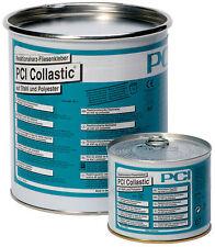 PCI Collastic 3 kg Reaktionsharz-Fliesenkleber su Acciaio e Poliestere Colla