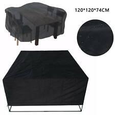 Heavy Duty Waterproof Patio/Garden Furniture Cover Outdoor Large Rattan Table