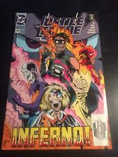 """Justice League International#57 Awesome Condition 7.0(1993)""""Inferno"""""""