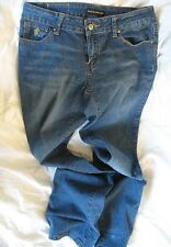 ROCA WEAR Jeans Size 7 Flare Leg Denim Authentic Low Rise 5-Pocket Authentic