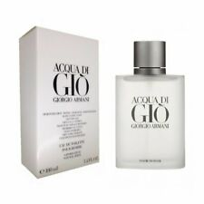 Giorgio Armani Acqua Di Gio Eau De Toilette for Men 100 ml 3.4OZ EDT Tester NIB