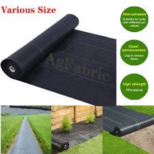 AgFabric Landscape Weed Barrier Fabric Weed Blocker Fabric Heavy Duty Us, 3.2oz