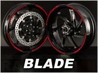 Pegatinas para llantas BLADE Yamaha XJ6 XMAX 125 300 TMAX 530 500 600 1300