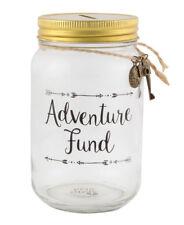 Sass & Belle ARI022 Adventure Fund Jar Money Box
