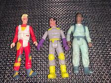 Kenner Real Ghostbusters Figure Lot Mail Egor Spangler Winston Zeddmore