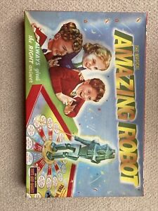 Retro 'The Magical Amazing Robot' Board Game - Complete/Very Good Condition