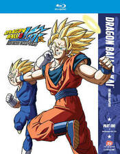 Dragon Ball Z Kai: The Final Chapters - Part One (Blu-ray Disc, 2017, 3-Disc...