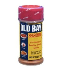 Old Bay Seasoning Shaker 2.6oz Bottle FREE SHIPPING