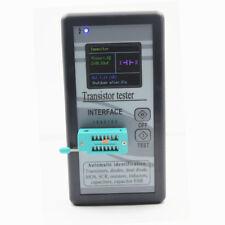 TFT LCD M328 Transistor Tester Diode Triode Capacitance MOS ESR Meter LCR Meter