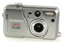 Olympus CAMEDIA digital camera c-50 zoom cámara con 7.8-23.4mm óptica 2.8-4.8