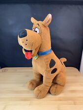 "Scooby-Doo Plush TY Beanie Babies 6.5"" Tall Rusty Brown/Black Spots"