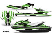 Bombardier SeaDoo GTI SE130 2011-2014 Decal Graphics Kit Jet Ski Wrap Parts Sea Doo SE 130 REAPER GREEN