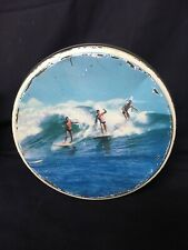 Vintage Surfing Tin