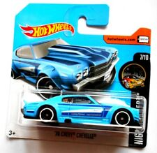 HOT WHEELS '70 CHEVY CHEVELLE - NIGHTBURNERZ Mattel [1P]