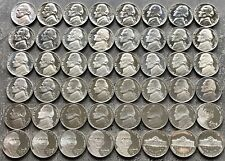 USA 1989 S Jefferson Nickel Proof PP Polierte Platte San Francisco 5 Cent
