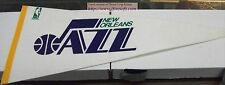 NEW ORLEANS JAZZ VINTAGE 1969 RARE DEFUNCT LOGO PENNANT