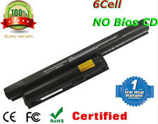 Laptop Battery For SONY VAIO VPCEB1E0E/T EB15 VGP-BPS22 VGP-BPS22A PCG-71211M UK