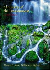 Chemistry Of The Environment by Thomas G Spiro