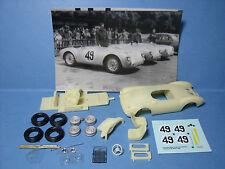 PORSCHE  550  SPYDER  LE  MANS  1955  NUMERO  49  VROOM   KIT  1/43  NO  SPARK