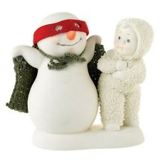 SNOWBABIES You`re My Superman Ornament Figurine Gift Boxed #4025709
