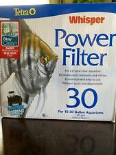 Tetra Whisper Power Filter 30, For Aquariums 10 To 30 Gallons