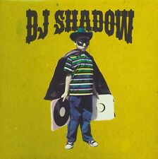 DJ Shadow - The Outsider   *** BRAND NEW CD ***