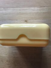 Plastic Soap Case Holder Container DishTravel  Box High Quality  YELLOW