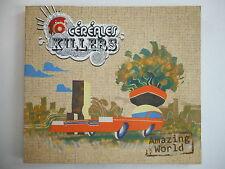 CEREALES KILLERS : AMAZING WORLD [ CD ALBUM ] - PORT GRATUIT