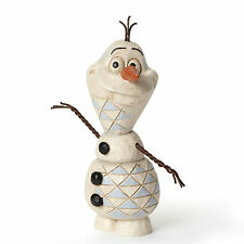 Enesco Jim Shore Disney Traditions Olaf From The Movie Frozen New 4050766