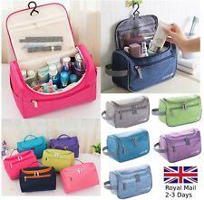 Organizador De Viaje Impermeable Accesorio artículos de tocador cosméticos de maquillaje bolsa bolsa caso