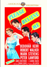 Please Believe Me [New DVD] Manufactured On Demand, Full Frame, Mono Sound