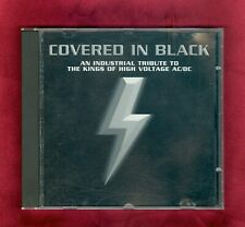 Covered in Black An Industrial Tribute to AC/DC Various Artists 1997 CD 14 Track