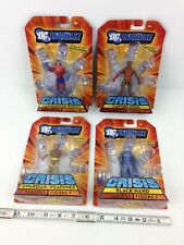DC Universe Infinite Heroes Crisis Series LOT Captain Atom Manhunter Black Hand+